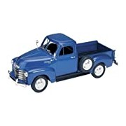 """Welly """"Chevrolet 3100 Pick-Up"""" Toy Vehicle (Blue)"""
