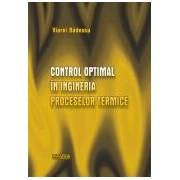 Control optimal in ingineria proceselor termice.