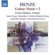 H.W. Henze - Guitar Works 2 (0747313234523) (1 CD)