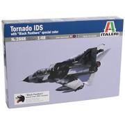 Modellino Aereo Tornado IDS Black Panthers Scala 1:48