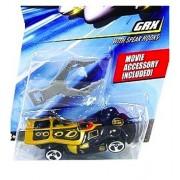 GRX Hot Wheels Car with Spear Hooks - Speed Racer Hot Wheels Car