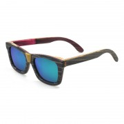 Earth Wood Sunglasses Kapalua 236bb Unisex