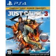 Sony PS4 Видеоигра Just Cause 3. Day 1 Edition. Русская версия