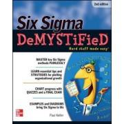 Six Sigma Demystified by Paul A. Keller