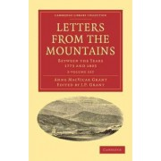Letters from the Mountains 2 Volume Set by J. P. Grant