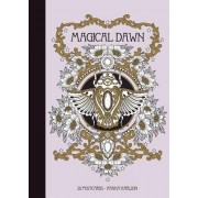 """Magical Dawn 20 Postcards: Published in Sweden as """"Magisk Gryning"""""""