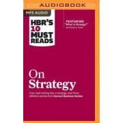 HBR's 10 Must Reads on Strategy by Harvard Business Review