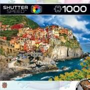 Edge of the World - Shutter Speed 1000pc: Edge of the World