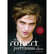 Robert Pattinson Album by Paul Stenning