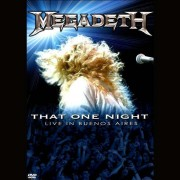 Megadeth - That One Night Live in Buenos Aires (0602527100692) (1 DVD)
