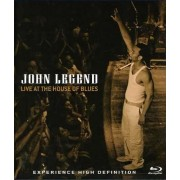 John Legend - Live At the House of Blues (0828768727997) (1 BLU-RAY)