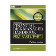 Financial Risk Manager Handbook + Test Bank by Philippe Jorion