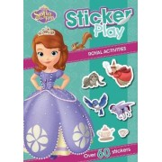 Disney Junior Sofia the First Sticker Play Royal Activities by Parragon Books Ltd