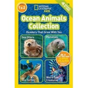 National Geographic Readers: Ocean Animals Collection by National Geographic Kids