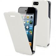 Husa Flip Alb APPLE iPhone 5s, iPhone SE Muvit
