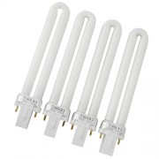 4x UV bulbs u-vormig, 36 Watt UV-9W-L
