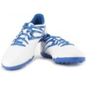 Adidas MESSI 15.4 TF Men Football Shoes(Blue, White)