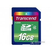 Card memorie Transcend 16GB Class4 SDHC (TS16GSDHC4)