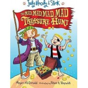 Judy Moody & Stink: The Mad, Mad, Mad, Mad Treasure Hunt by Megan McDonald