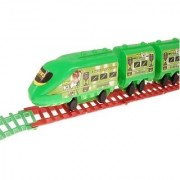 Ben10 Train Set Battery Operated for kids