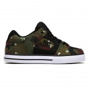 DC Shoes - Tenis Dc Pure Sp M Shoe Cmo - Verde - 400001CMO CAB