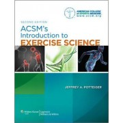 ACSM's Introduction to Exercise Science by American College of Sports Medicine