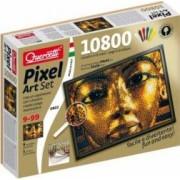 Pixel Art - Tutankhamon Quercetti