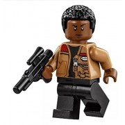 LEGO Star Wars Millennium Falcon Minifigure - Finn with Blaster Gun 75105