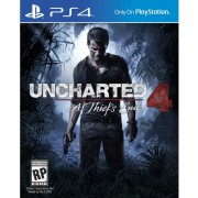 Videojuego Uncharted 4: A Thief's End PS4 - Físico