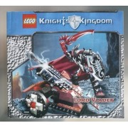 Lego Knight's Kingdom - 8702 - Lord Vladek