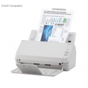 Fujitsu ScanPartner SP-1120, 20ppm / 40 ipm duplex A4 desktop document scanner
