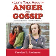 Let's Talk about Anger and Gossip - Expanded Edition with Word Puzzles