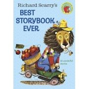 Richard Scarry's Best Story Book Ever, Hardcover