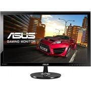 ASUS VS278Q Widescreen Multimedia LED Monitor (1920x1080, 1 ms, VGA, Display Port, DVI-D, 2x HDMI) - 27 inch, Black