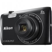 Nikon compact camera COOLPIX A300 (Zwart)
