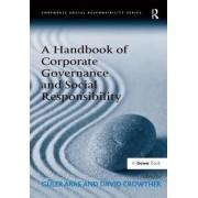 A Handbook of Corporate Governance and Social Responsibility by Professor Guler Aras