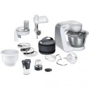 Кухненски робот Bosch MUM58250, мощност 1000 W, бял