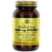 SOLGAR Ester-C Plus Vitamina C 1000mg 60 Comprimidos