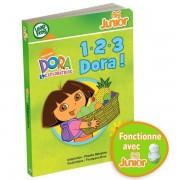 Livre Tag Junior - Dora