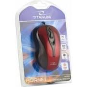Mouse Esperanza TM103R Titanum Optic 800DPI Rosu