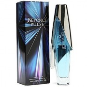 Beyonce Pulse Eau De Parfum Spray for Women 3.4 Ounce