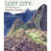 Lost City: the Discovery of MA by Ted Lewin