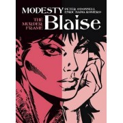 The Murder Frame - Modesty Blaise by Peter O'Donnell
