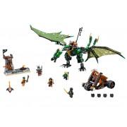 LEGO Dragonul verde NRG (70593)