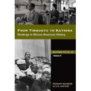 From Timbuktu to Katrina by Quintard Taylor
