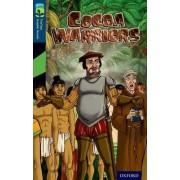 Oxford Reading Tree Treetops Graphic Novels: Level 14: Cocoa Warriors by Aleksandar Panev