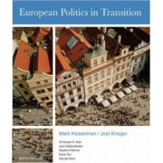 European Politics in Transition: Student Text by Mark Kesselman