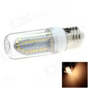 HONSCO E26 5W 400lm 3000K 84-SMD 2835 LED calienta la lampara bombilla de luz blanca (CA 85 ~ 265V)