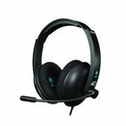 Turtle Beach - Auriculares Para Gaming Ear Force N11, Color Negro (Nintendo Wii U)