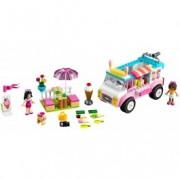 LEGO® Juniors Furgoneta cu înghețată a Emmei 10727